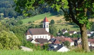 Münchweier Ortskern